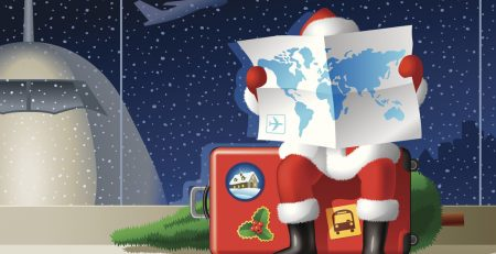 Santa Carbon Footprint